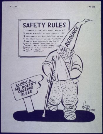 789px-'Axidunce_cartoon'_Safety_Rules_-_Exhibit_A._He_doesn't_observe_rules._-_NARA_-_513908